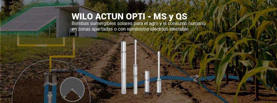 Wilo Actun Opti MS QS